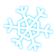Animated Shiny Snowflakes - ActiveDen Item for Sale