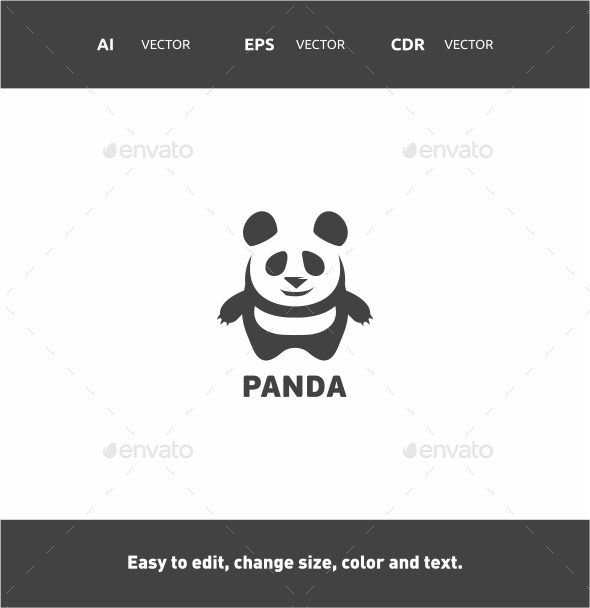 GraphicRiver Panda 9706043