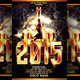 New Year Event Flyer Vol. 2 - GraphicRiver Item for Sale