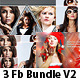3 Facebook Timeline Cover Bundle V2 - GraphicRiver Item for Sale