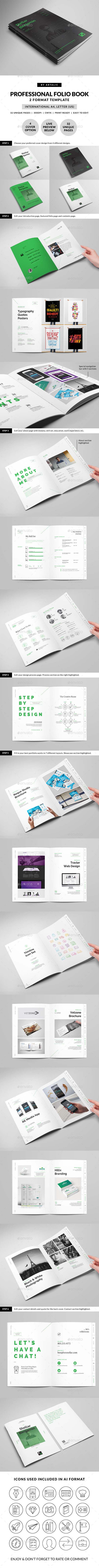 GraphicRiver Stellar Portfolio 32 Pages Booklet 9706792