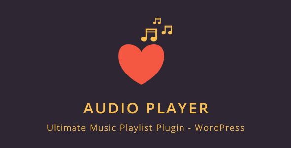 CodeCanyon Audio Player WordPress 9707143