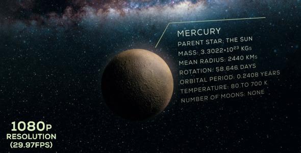 VideoHive Mercury Information 9707419
