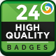 Premium Badges - GraphicRiver Item for Sale