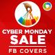 Super Sale FB Covers - 3 Designs - GraphicRiver Item for Sale