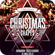 Christmas Shapes Flyer - GraphicRiver Item for Sale