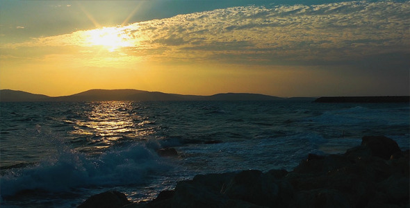 VideoHive Sunset and the Sea 5 9708435
