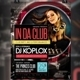 Club Event Flyer / Poster Vol.7 - GraphicRiver Item for Sale