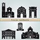 Ancona Landmarks and Monuments - GraphicRiver Item for Sale