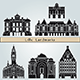 Lille Landmarks and Monuments - GraphicRiver Item for Sale