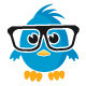 Geek Bird Logo - GraphicRiver Item for Sale