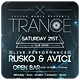 Trance - Flyer - GraphicRiver Item for Sale