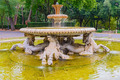 Fountain in Rome, Italy. - PhotoDune Item for Sale