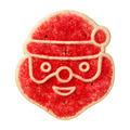 Santa Sugar Cookie - PhotoDune Item for Sale