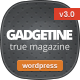 Gadgetine Wordpress Theme for Premium Magazine - ThemeForest Item for Sale