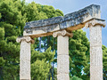 Ruin of Philipp's Temple in Olympia, Greece - PhotoDune Item for Sale