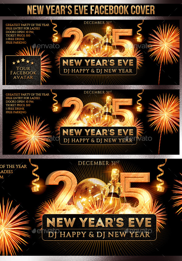 GraphicRiver New Year s Eve Facebook Cover 9713258