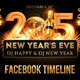 New Year's Eve Facebook Cover - GraphicRiver Item for Sale
