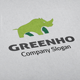 Greenho Logo - GraphicRiver Item for Sale