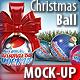 Christmas Balls Mock-Up