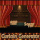 Curtain Generator - GraphicRiver Item for Sale