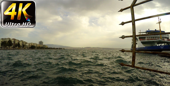 VideoHive The Sea and the City 2 9714076