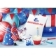 Greeting Card Independence Day - GraphicRiver Item for Sale