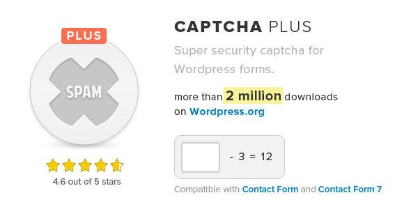 CodeCanyon Captcha Plus 9656420