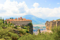 The Holy Monastery of St. Stephen, Meteora, Greece - PhotoDune Item for Sale