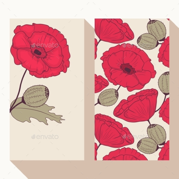 GraphicRiver Poppy Banners 9715298
