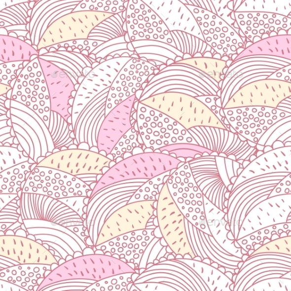GraphicRiver Floral Pattern 9715341