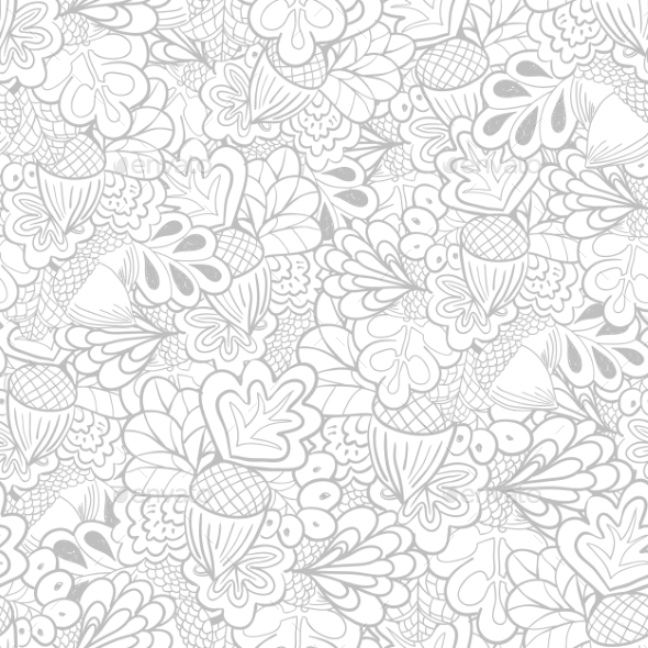 GraphicRiver Oak Pattern 9715368