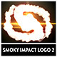 Smoky Impact Logo 2 in 1 - VideoHive Item for Sale
