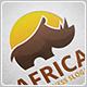 Africas Logo - GraphicRiver Item for Sale