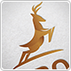 Deerock Logo - GraphicRiver Item for Sale