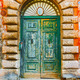 Entrance door in Rome, Italy - PhotoDune Item for Sale