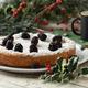 Blackberry Cake And Coffee Mug - PhotoDune Item for Sale