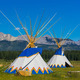 North America Tepees - PhotoDune Item for Sale