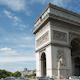 Arc Du Triomphe Paris France - VideoHive Item for Sale