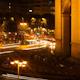 Arc Du Triomphe Traffic At Night, Paris France - VideoHive Item for Sale