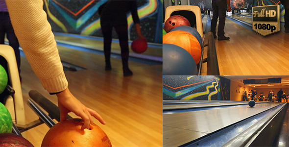 VideoHive Bowling Pack 9716556