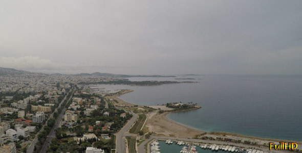 VideoHive Coastal Town 9716587
