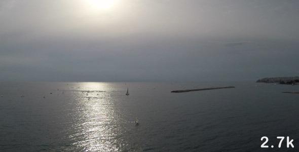 VideoHive Over the Sea 9717103