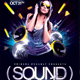 Sound Blast Flyer - GraphicRiver Item for Sale