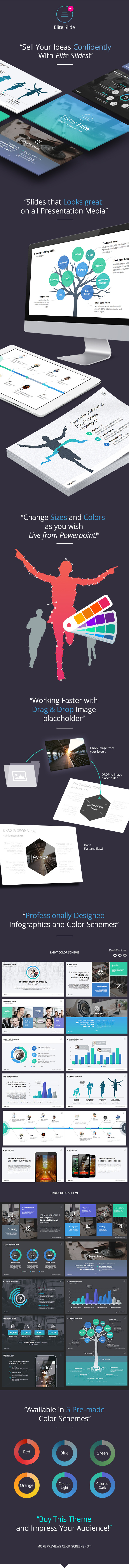 GraphicRiver Slides Elite Powerpoint Template Vol 1 9717598