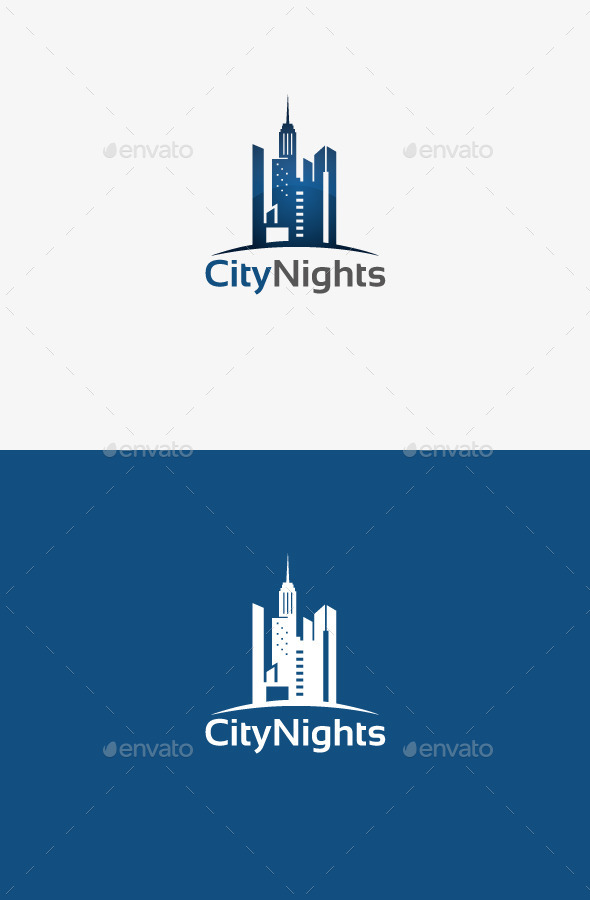 GraphicRiver City Nights 9718004