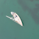 Yacht Anchored at the Bay - VideoHive Item for Sale