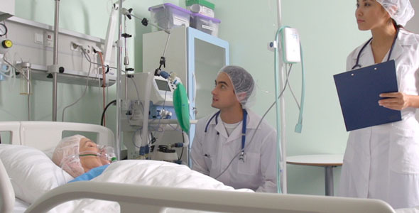 VideoHive Post-Surgery Patient 9718025