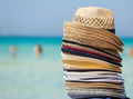 Travel concept with colorful hats - PhotoDune Item for Sale