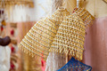 Old fishing nets made of straw and handmade - PhotoDune Item for Sale